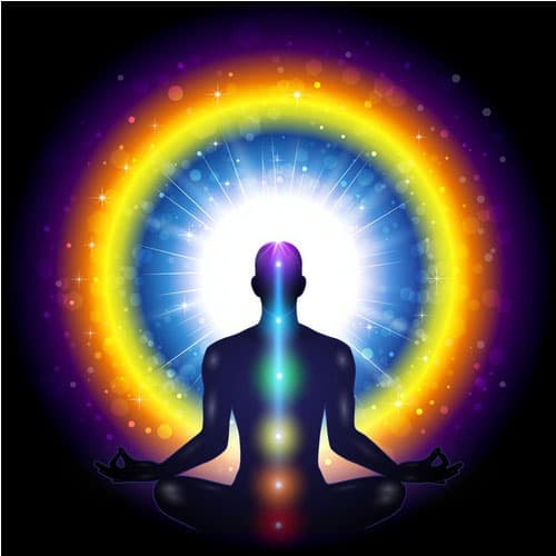 Energies et vision de l'aura