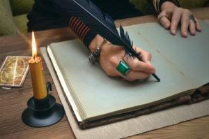 voyance-au-feminin-article-blog-ecriture-automatique
